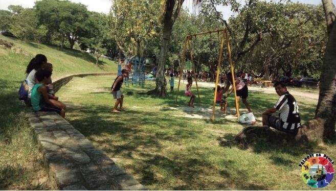 Penha Circular abriga o primeiro parque do subúrbio carioca – ACRJ